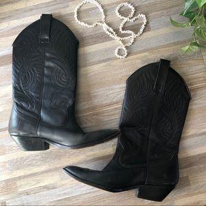Sam Edelman Circus the Jessie Cowboy Boot Size 9